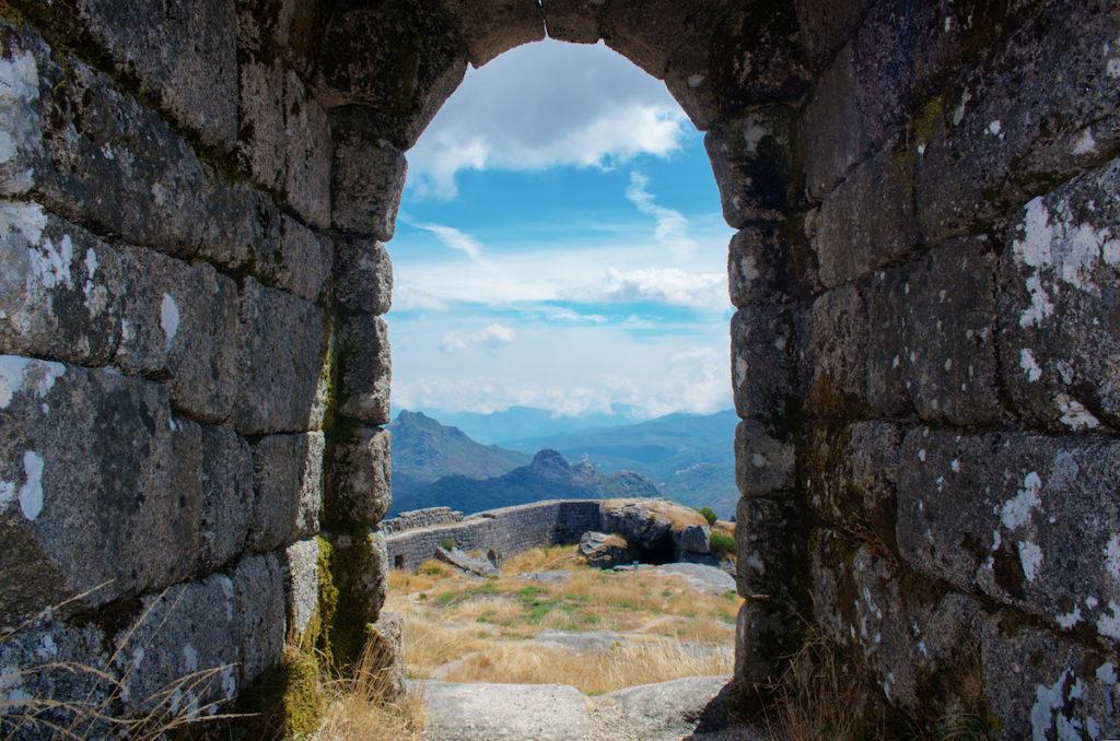 Parque Nacional met prachtige uitzichten op de bergen