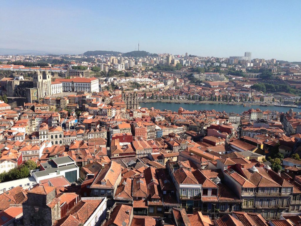 Porto aan de Douro