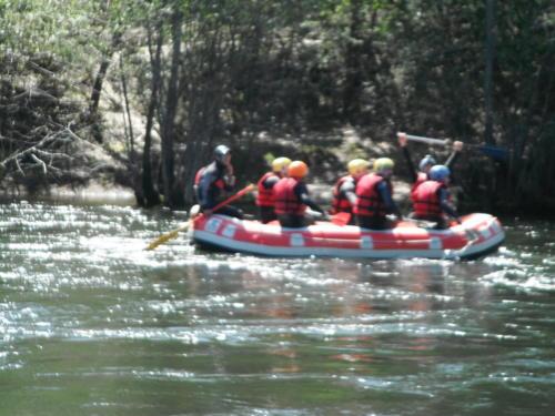 rafting-rivier
