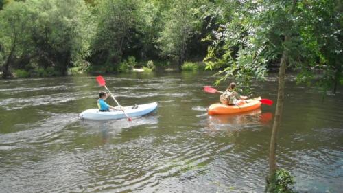 kayakken-rivier