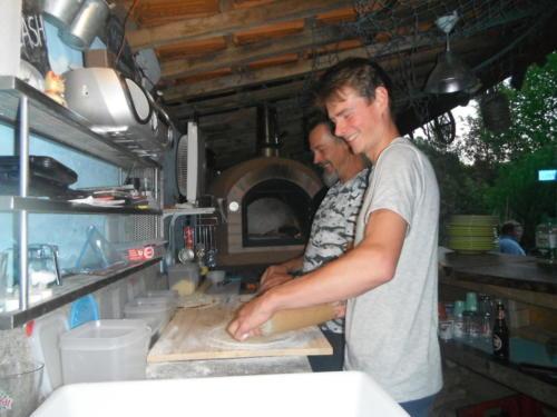 pizza-maken