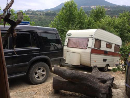 terreinauto-caravan