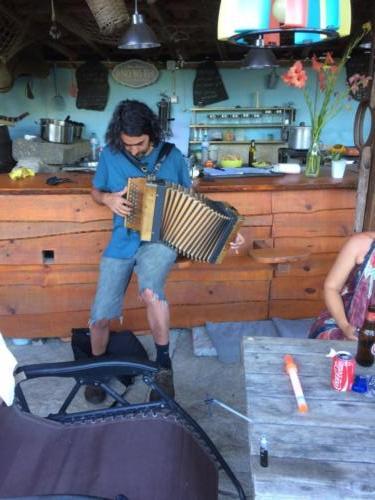 Portugees-accordeon