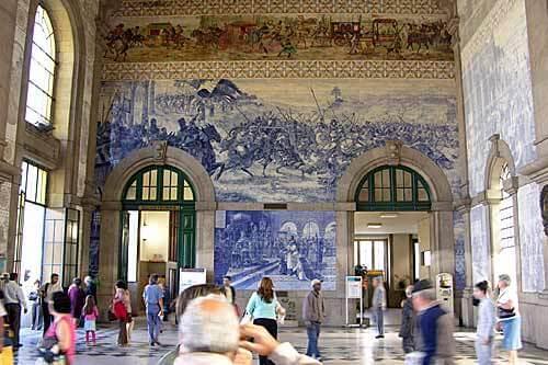 station-Porto